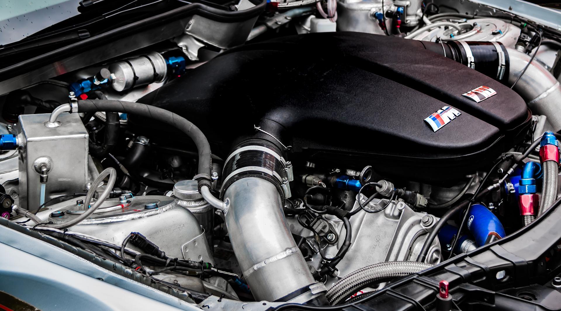 Silnik samochodowy BMW